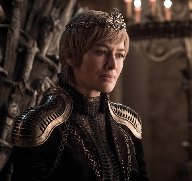 Game of Thrones 8 - Cersei (Lena Headey)