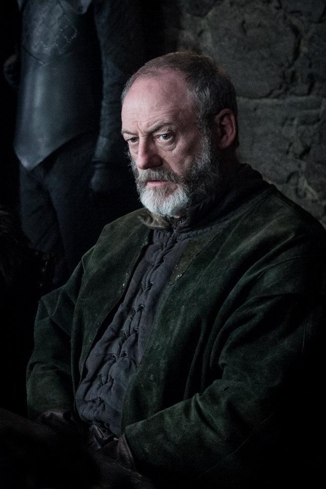 Game of Thrones 8 - Davos Seaworth (Liam Cunningham)