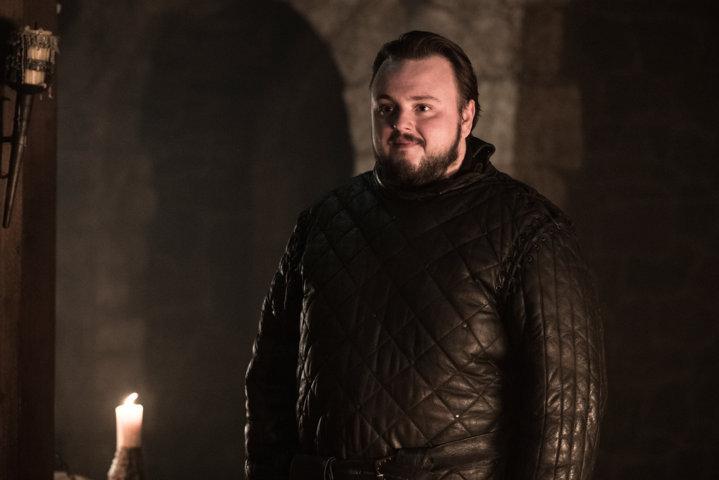 Game of Thrones 8 - Samwell (John Bradley)