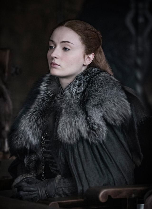 Game of Thrones 8 - Sansa Stark (Sophie Turner)