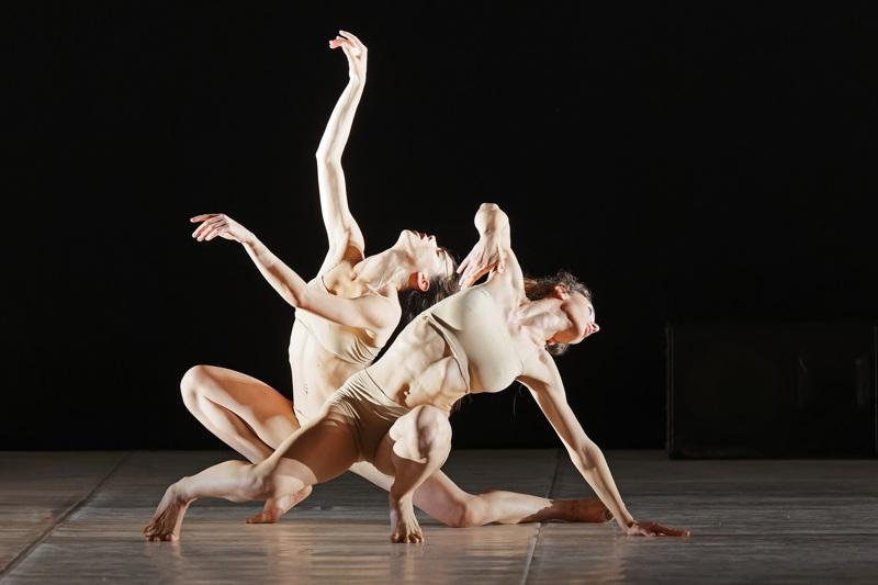 I ballerini di Giselle nell'omonimo spettacolo