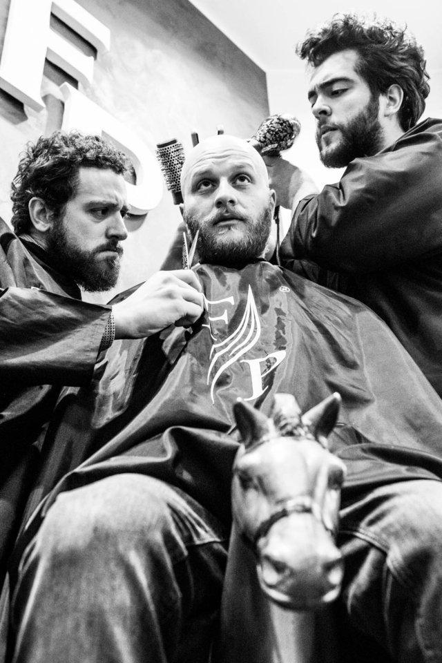 Il barbiere di Siviglia - I Tre Barba