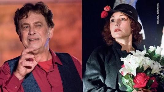 La gente di Cerami - Massimo Wertmuller e Anna Ferruzzo