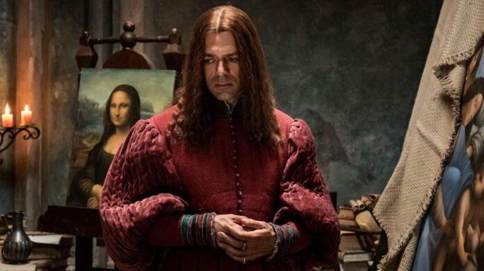 Leonardo da Vinci - Luca Argentero