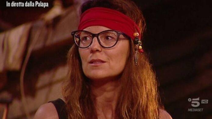 Marina La Rosa - concorrente Isola dei Famosi
