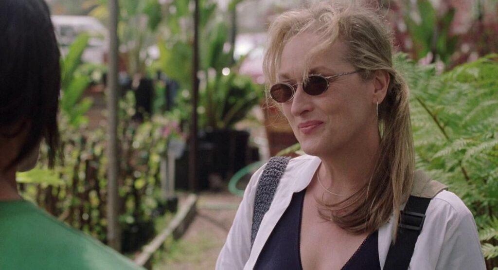 Meryl Streep in Il ladro di orchidee
