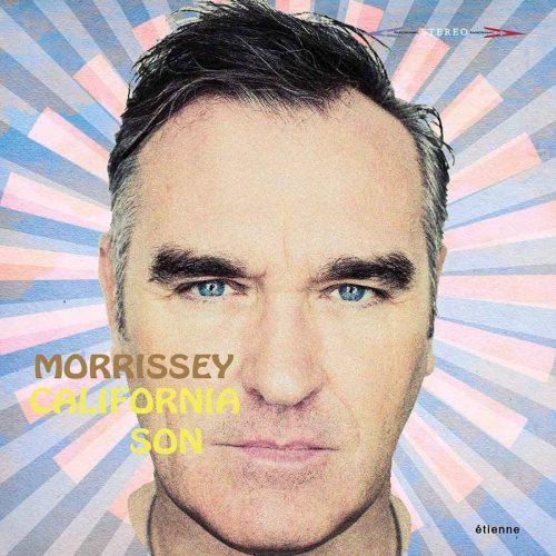 Morrissey - California Son - cover disco