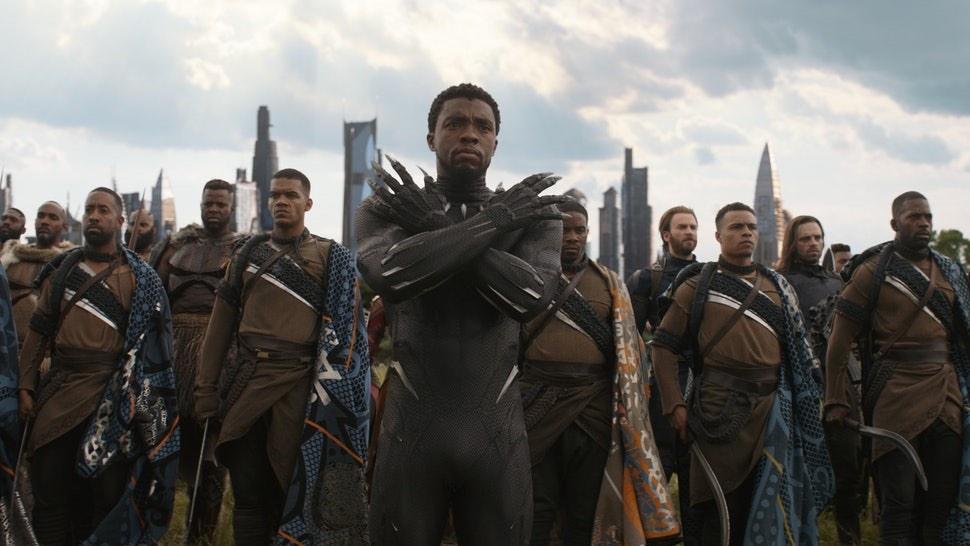 Oscar 2019 - Black Panther
