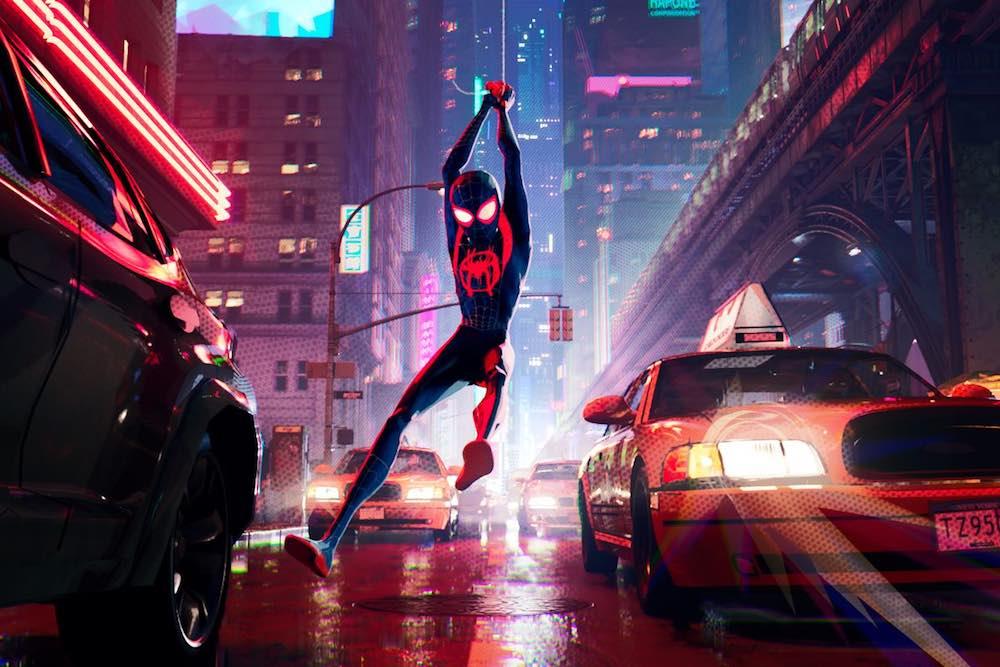 Oscar 2019 - Spider-man