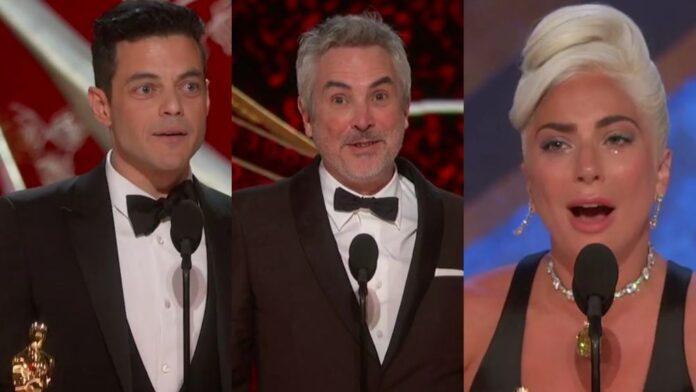Oscar 2019 - vincitori