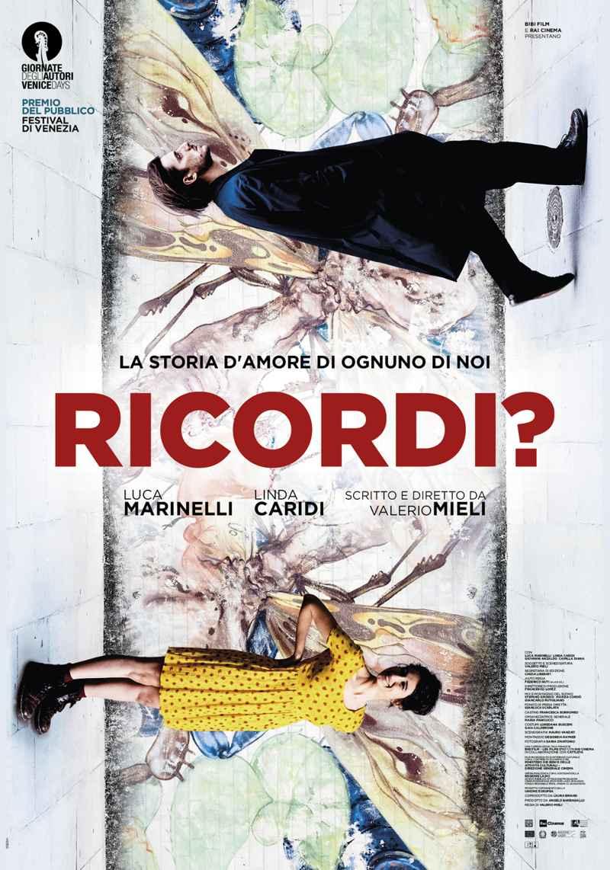 Ricordi - poster