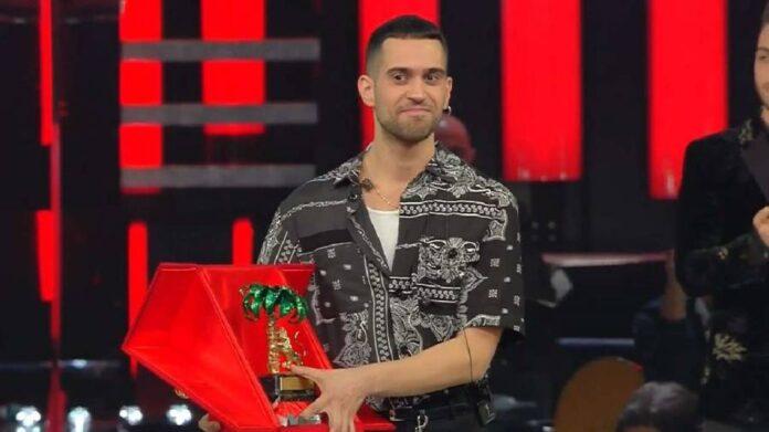 Sanremo 2019 - Mahmood vince il 69° Festival di Sanremo