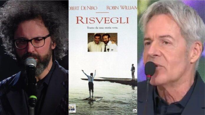 Simone Cristicchi - plagio Sanremo Claudio Baglioni