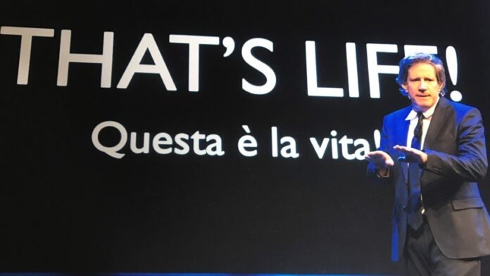 That's Life - Riccardo Rossi