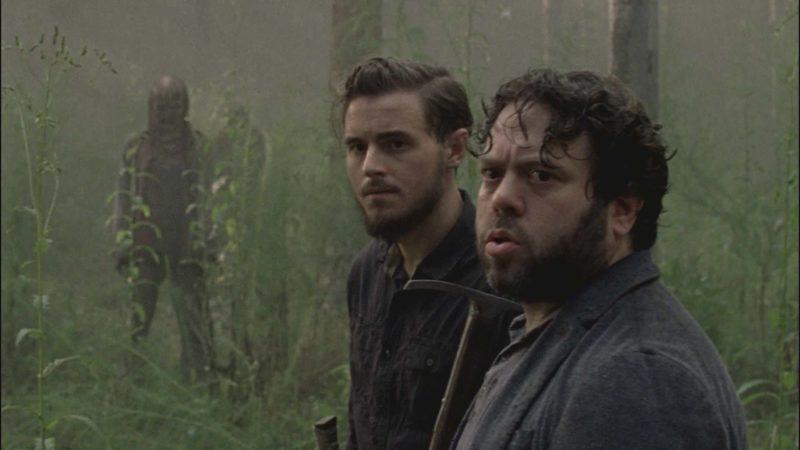 The Walking Dead 9 - Callan McAuliffe e Dan Fogler sono Aldan e Luke