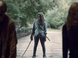 The walking Dead 9 - Danai Gurira (Michonne)