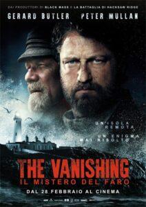 The Vanishing - Il mistero del faro - locandina