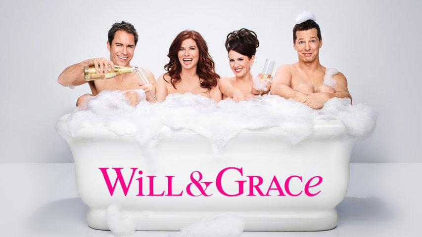 Will & Grace locandina - Infinity