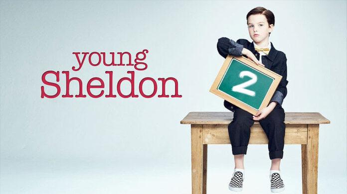 Young Sheldon Infinity - Iain Armitage