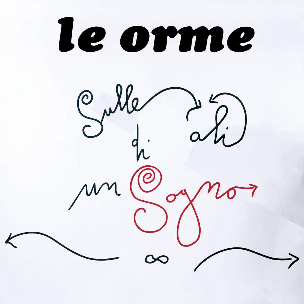 Copertina del nuovo album de Le Orme