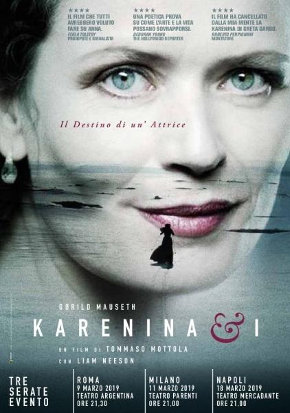 poster Karenina & I