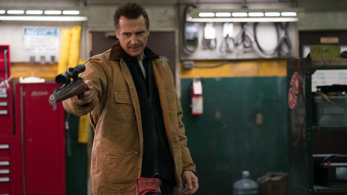 Un uomo tranquillo - Liam Neeson è Nels Coxman.