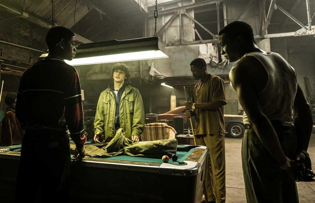 Cocaine - Richie Merritt e Jonathan Majors.