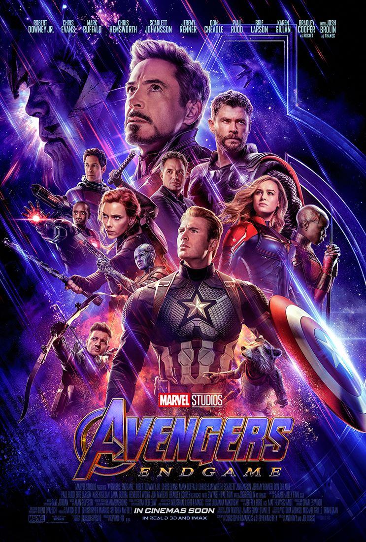 il nuovo poster di Avengers: Endgame