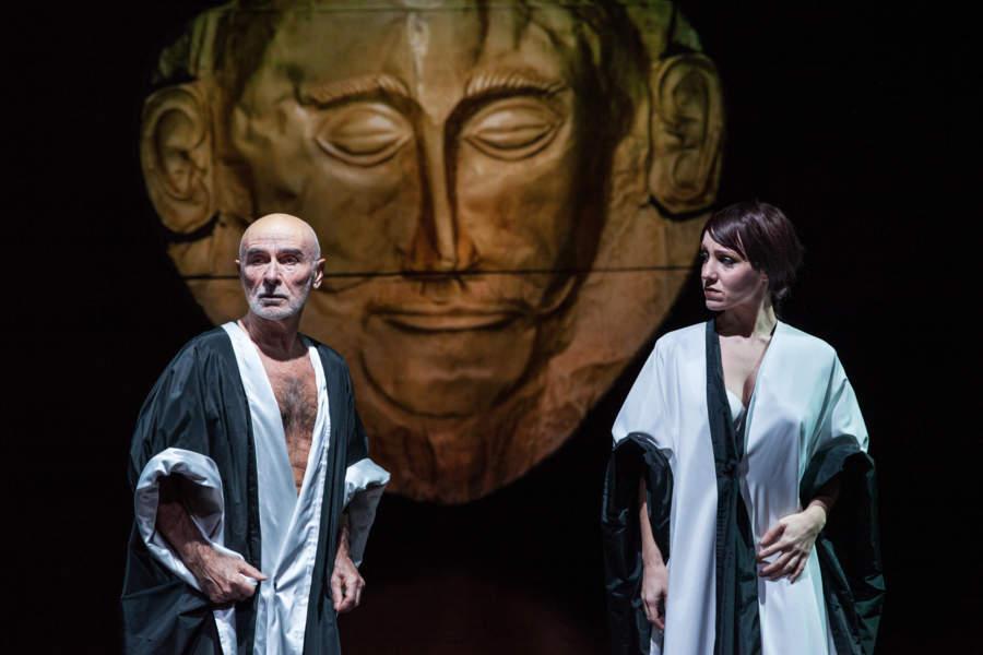 Agamemnon - Franco Mazzi e Mariateresa Pascale