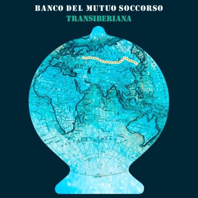 Banco del Mutuo Soccorso- Transiberiana cover