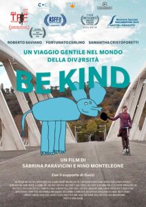 Be Kind - Un viaggio gentile nel mondo delle diversità - locandina