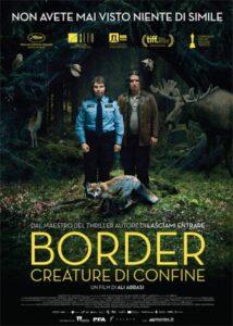 Border - Creature di confine - locandina