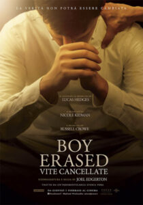 Boy Erased - Vite cancellate - locandina