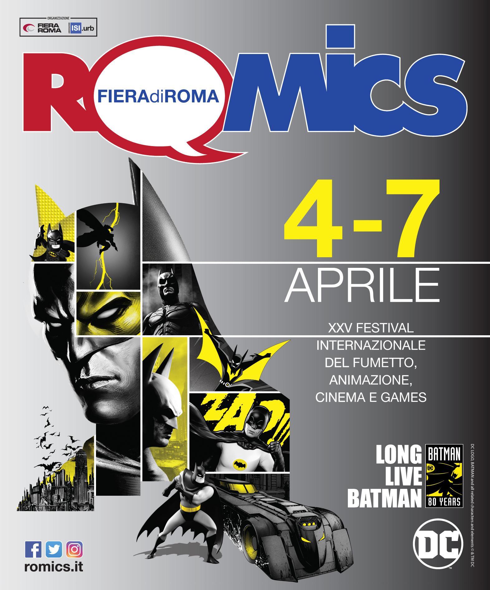 Campagna Romics