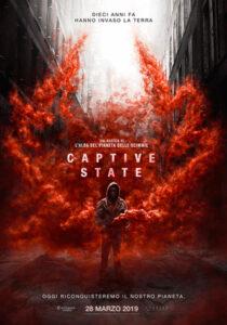 Captive State - locandina