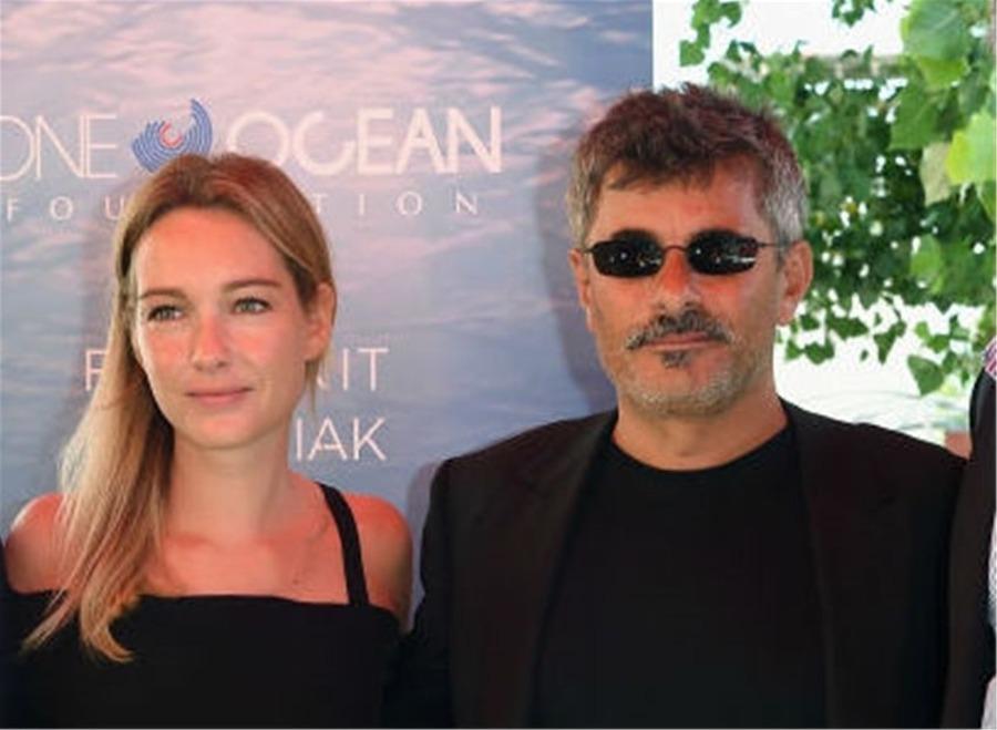 Cristiana Capotondi e Paolo Genovesi - giurati Premio Medusa al Cortinametraggio