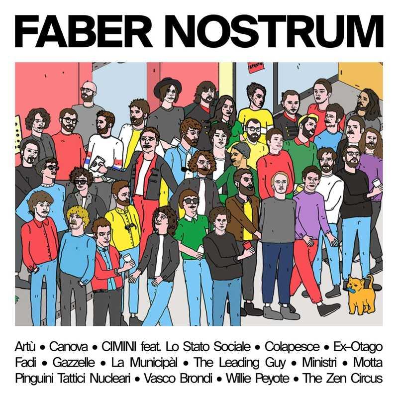 Faber Nostrum cover