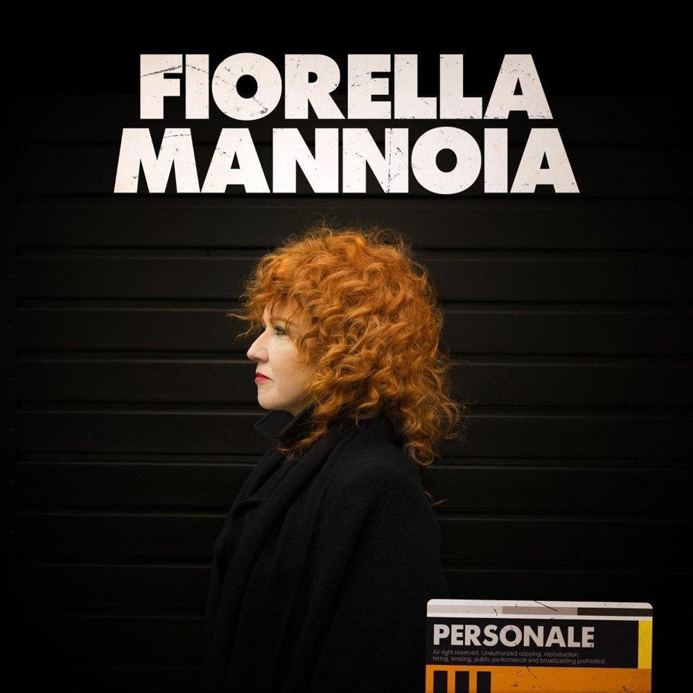 Fiorella Mannoia Cover Personale