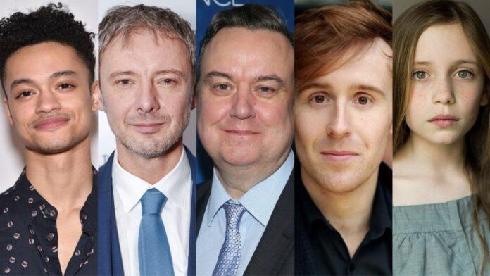 Game of Thrones prequel cast - Marquis Rodriquez, John Simm, Richard McCabe, John Heffernan, Dixie Egerickx