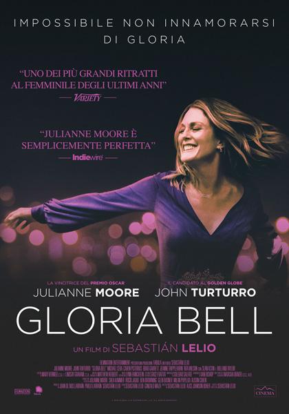 Gloria Bell - locandina