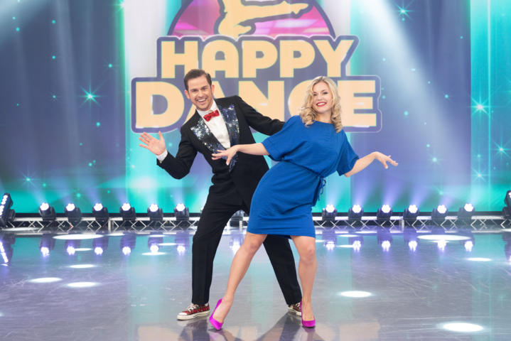 Happy Dance - Lorenzo Branchetti e Anastasia Kuzmina