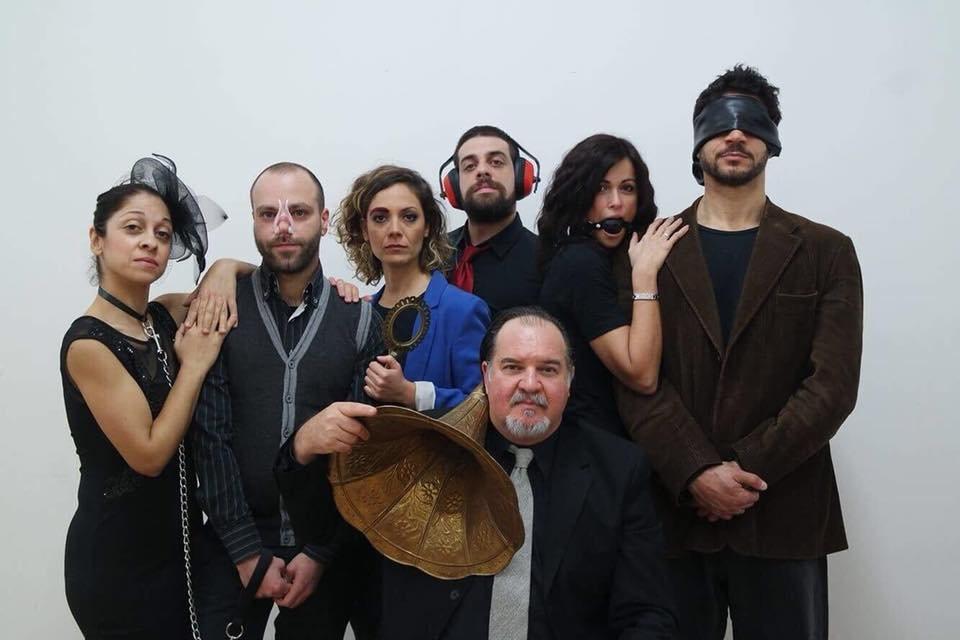 I componenti di Hangar Duchamp