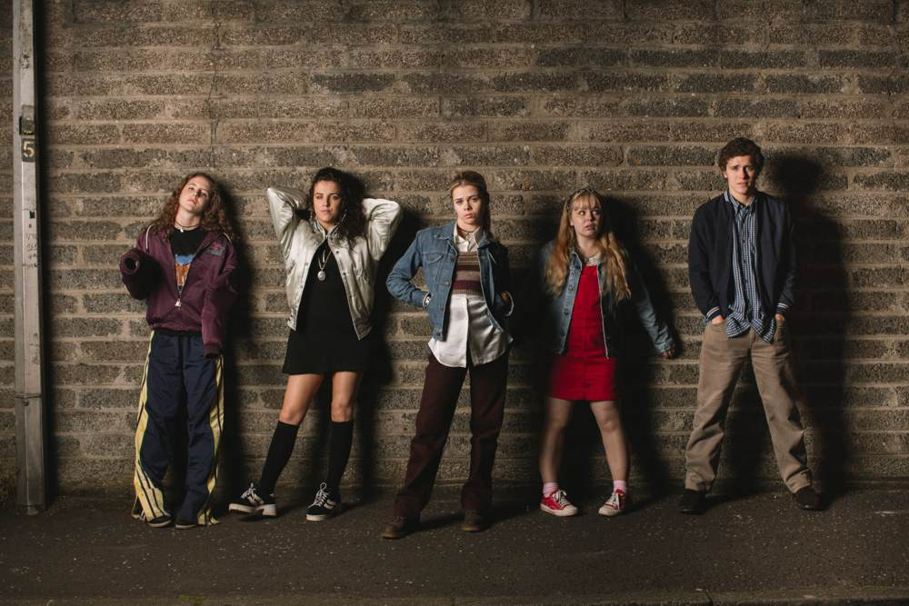 IFF12 Derry Girls
