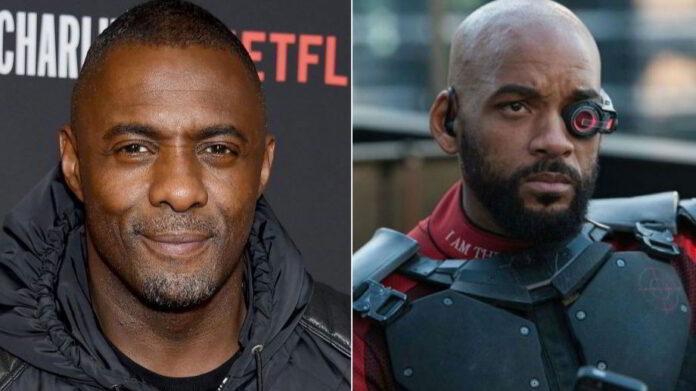Idris Elba e Will Smith