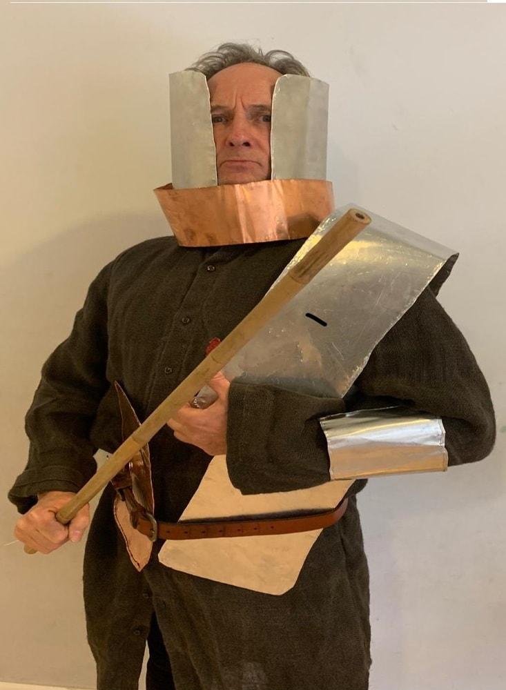 Il Cavaliere Inesistente - Jacob Olesen