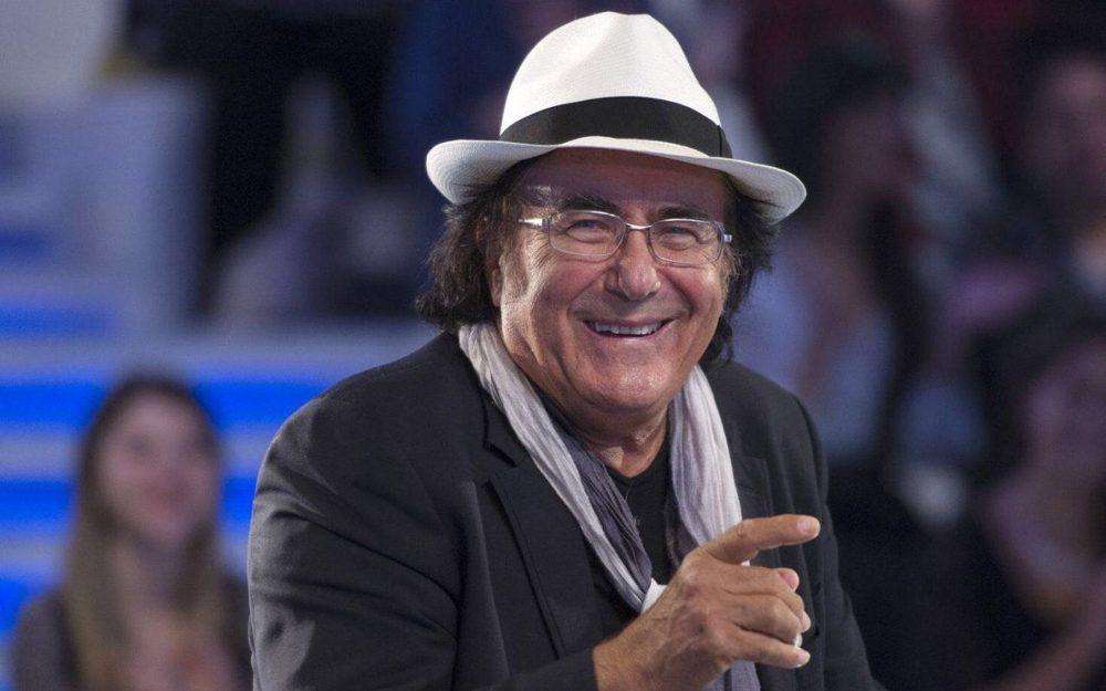 Il cantante Albano Carrisi