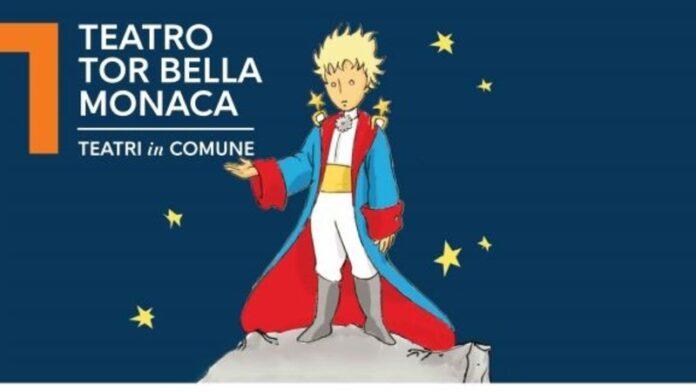 Il piccolo principe - Teatro Tor Bella Monaca