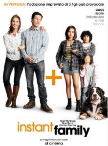 Instanty Family - locandina