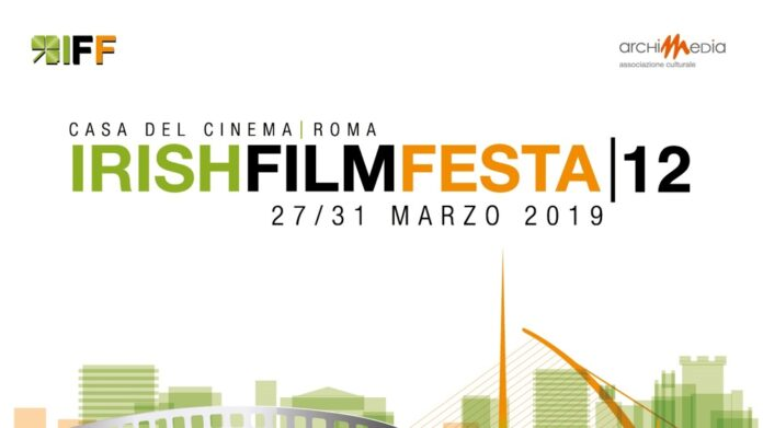 Irish Film Festa - locandina