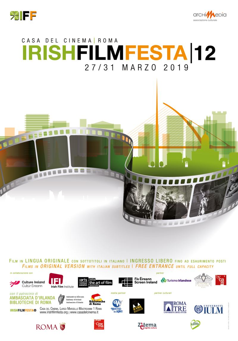 Irish Film Festa - poster